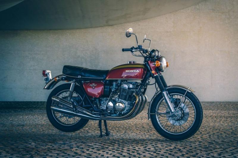 Veja 15 motos que marcam história de 50 anos das Honda de 4 cilindros