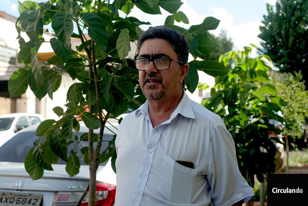 Prefeito de Cambará - José Salim Haggi Neto