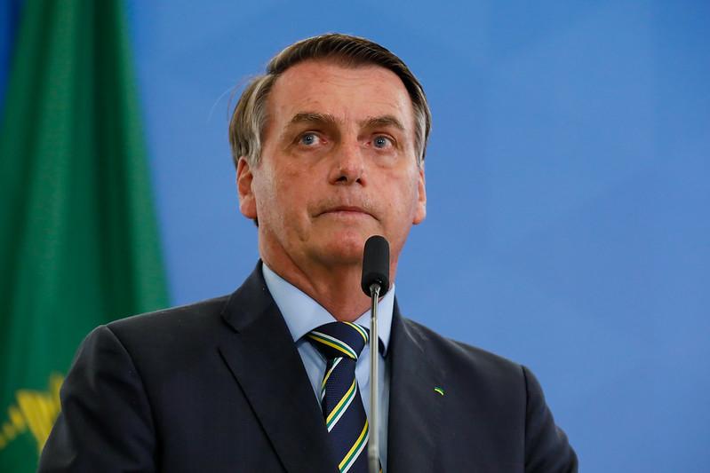 Jair Messia Bolsonaro - Presidente do Brasil