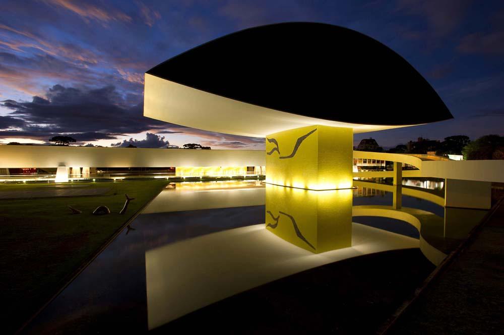 Museu Oscar Niemeyer conta com uma programação virtual especial