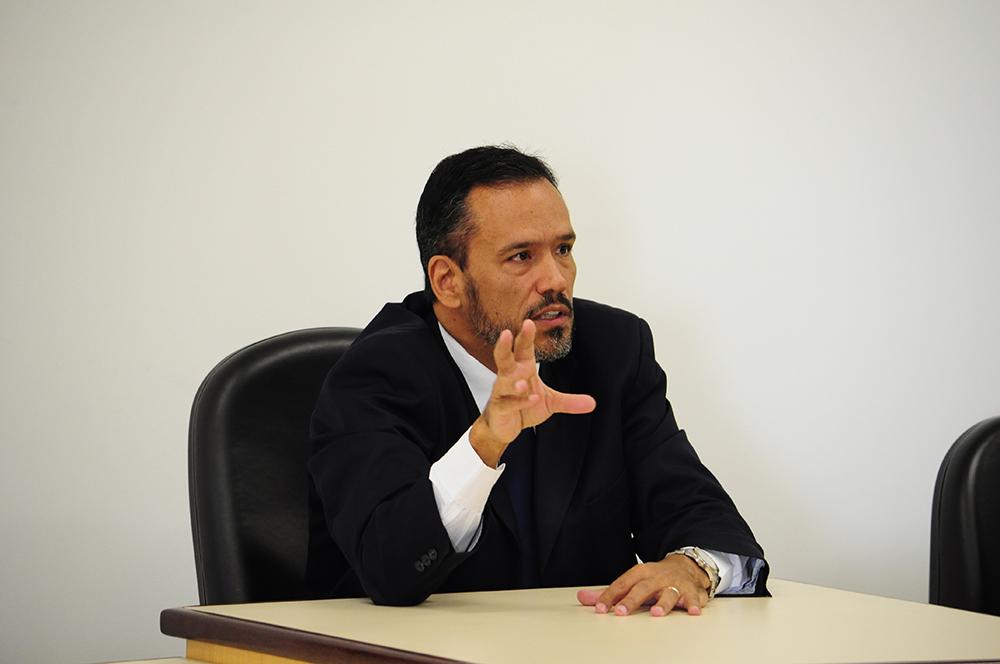 Dr. Marcel de Alexandre Coelho - Promotor de Justiça da Comarca de Cambará