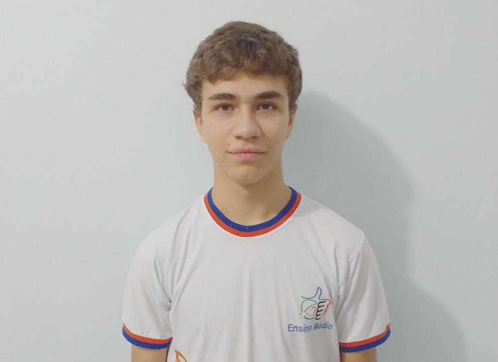 Raul Fonseca Poça obteve extraordinário desempenho na Olimpíada Brasileira de Biologia
