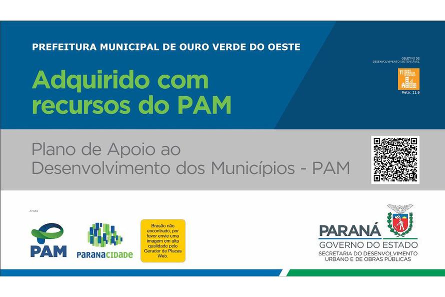 Iniciativa é da Secretaria do Desenvolvimento Urbano e Obras Públicas e Paranacidade