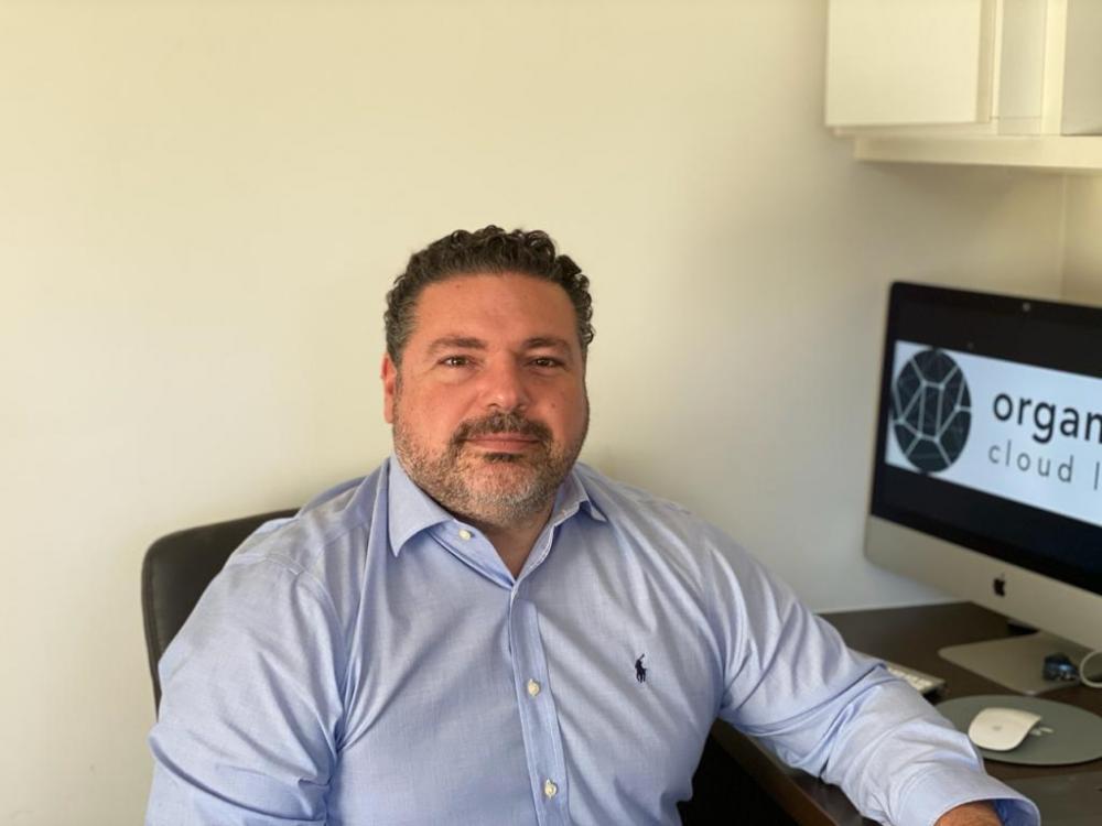 Leandro Torres é CEO e fundador da Organize Cloud Labs