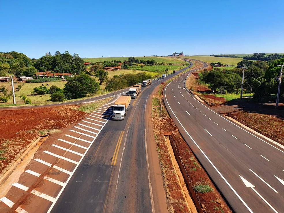 São mais de R﹩ 375 milhões em investimentos e a expectativa é de que as obras sejam concluídas no início de 2021