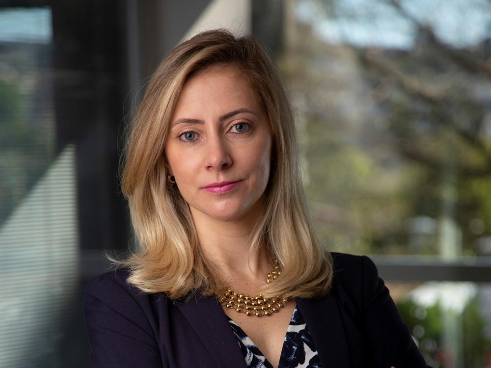 Adriana Cássia Zandoná França gerente de Desenvolvimento de Negócios da Central Sicredi PR/SP/RJ