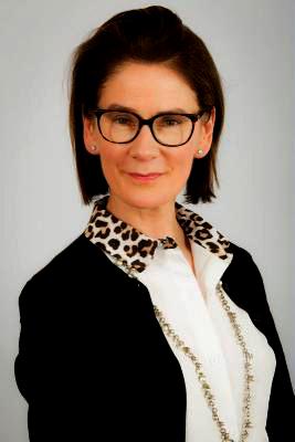 Hélène Auriol-Potier, vice-presidente executiva da Orange Business Services