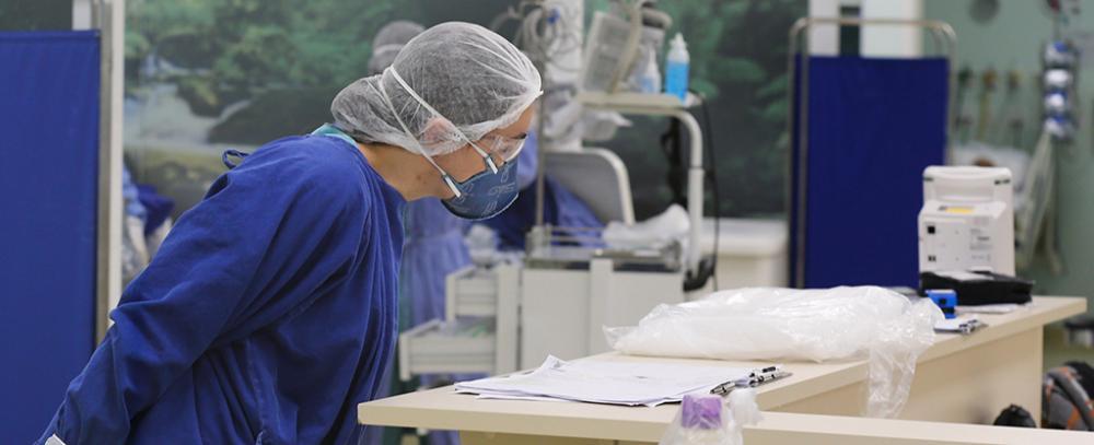 Segundo dados do Ministério da Saúde, o Paraná tem a menor taxa de incidência do novo coronavírus do País, índice que se mantém há algumas semanas