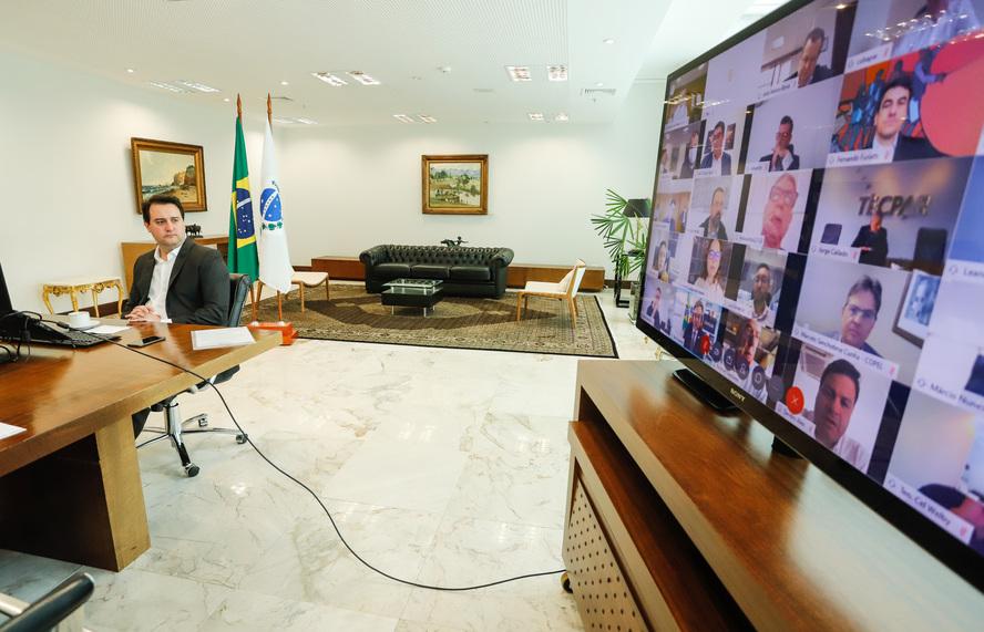 Assunto foi pauta de reunião com o secretariado