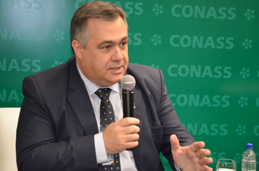 Beto Preto - Secretário Estadual da Saúde do Paraná