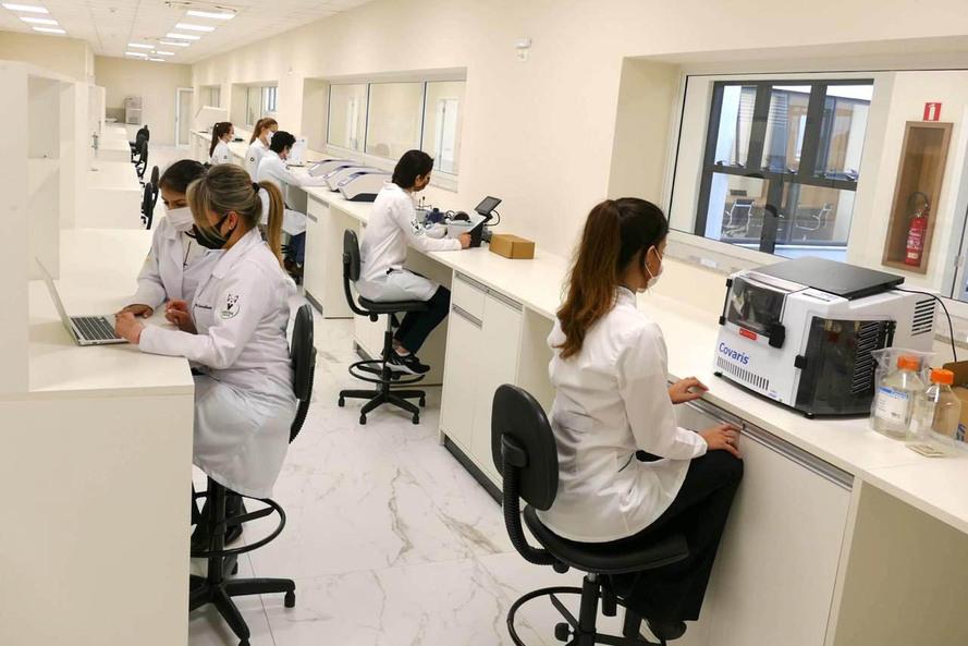 Participarão as universidades estaduais, UFPR, PUC-PR, Institutos de Pesquisa e universidades de São Paulo