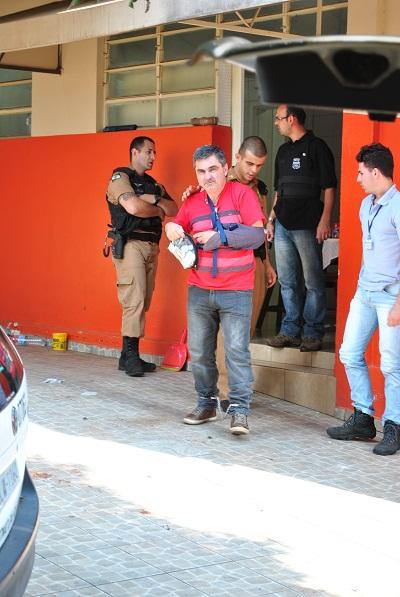 Policial militar e advogado são presos com 115 quilos de maconha