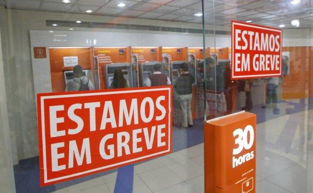 Bancários iniciam greve nesta terça-feira
