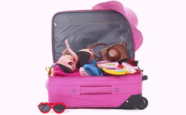 Viajar no feriadão é uma delícia, mas o que levar na mala?