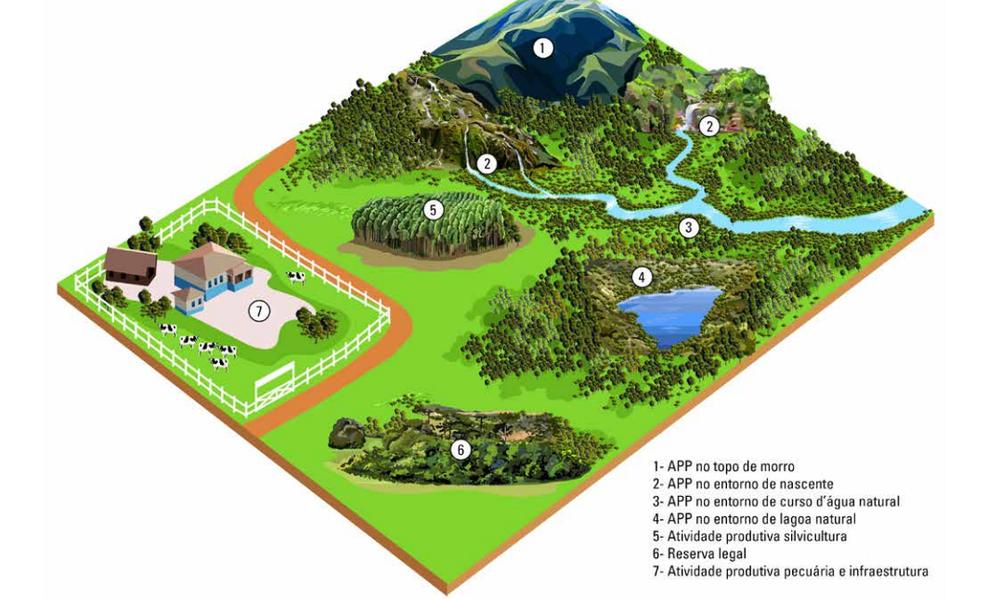 Governo federal prorroga prazo do Cadastro Ambiental Rural