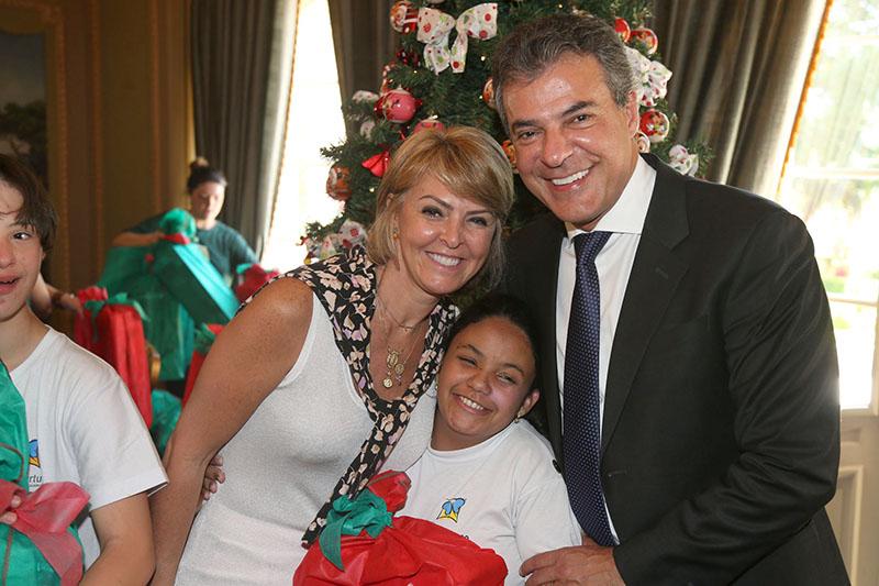 Natal Encantado em Curitiba inicia festividades no Paraná