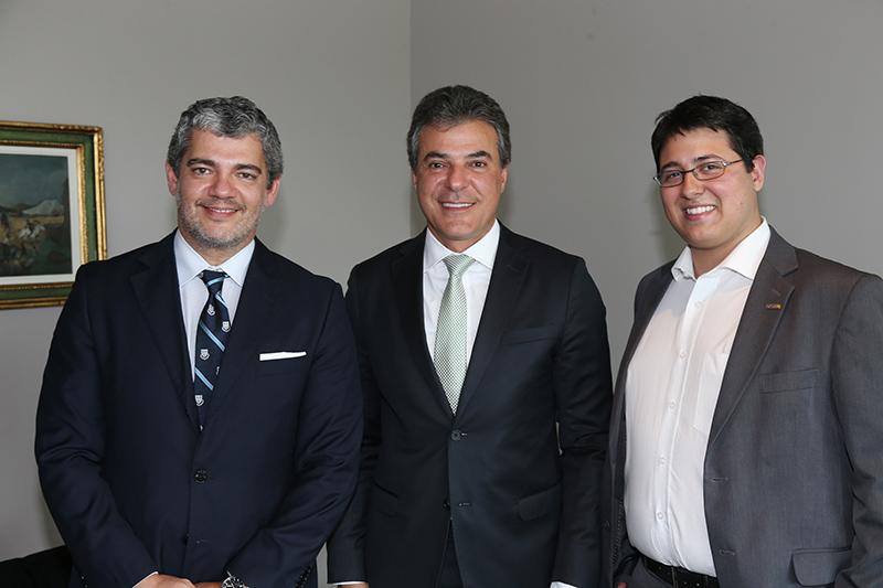 Governador é convidado para conferência Global Expansion Summit