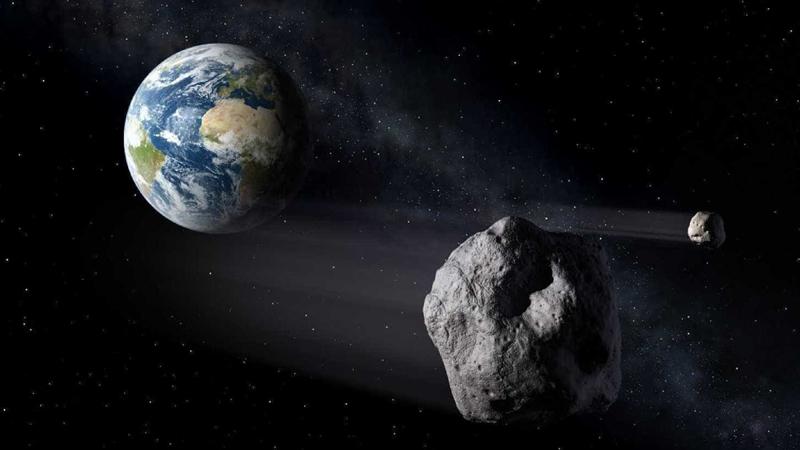 Asteroide passará pela Terra nesta sexta-feira (9)